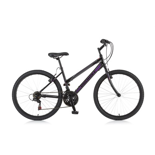 ESCAPE ATB LADY 18SPD BLACK