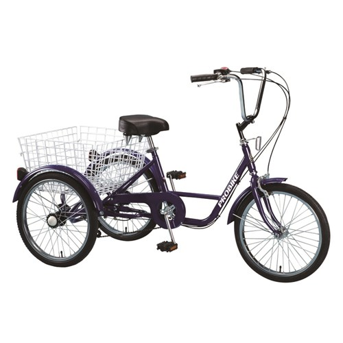 "probike-tricycle-24""-shimano-6-speed-blue"