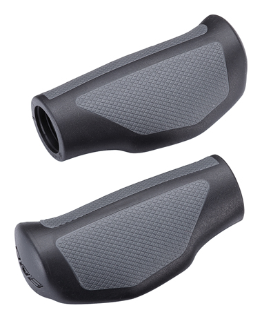 BHG-76 - INTERGRIP BLACK & GREY 92MM