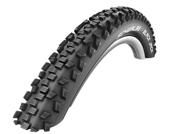 Schwalbe Black Jack Wired Tyre 26x2.10