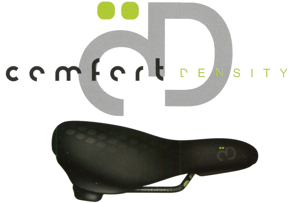 DDK SADDLE CITY COMFORT DENSITY