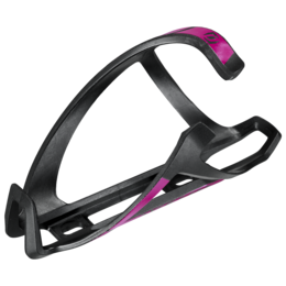 SYNCROS TAILOR CAGE 2.0 R. BOTTLE CAGE Black/azalea pink