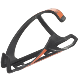SYNCROS TAILOR CAGE 2.0 R. BOTTLE CAGE Black/mandarin orange