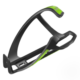 SYNCROS TAILOR CAGE 2.0 R. BOTTLE CAGE Black/Volt Green