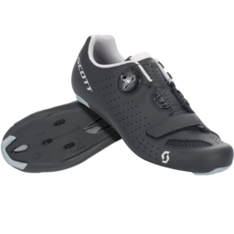 SCOTT ROAD COMP BOA® SHOE Black/silver