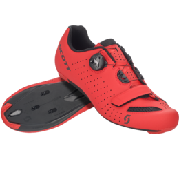 SCOTT ROAD COMP BOA® SHOE Matt red/black