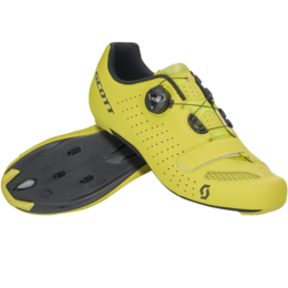 SCOTT ROAD COMP BOA® SHOE Matt sulphur yellow/black