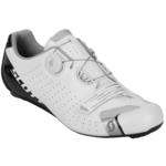 SCOTT ROAD COMP BOA® SHOE White/black gloss