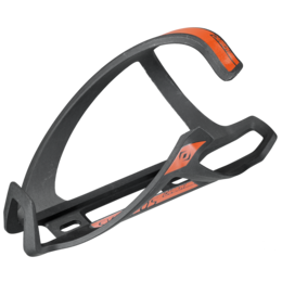 SYNCROS TAILOR CAGE 1.0 RIGHT BOTTLE CAGE Black/squad orange