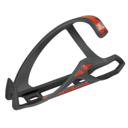 SYNCROS TAILOR CAGE 1.0 RIGHT BOTTLE CAGE Black/rally red