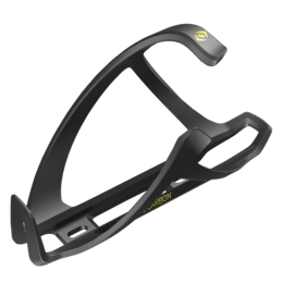 SYNCROS TAILOR CAGE 1.0 RIGHT BOTTLE CAGE Black/radium yellow