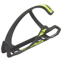 SYNCROS TAILOR CAGE 1.0 RIGHT BOTTLE CAGE Black/neon yellow