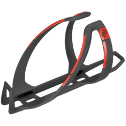 SYNCROS COUPE CAGE 1.0 BOTTLE CAGE Black/rally red