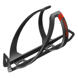 SYNCROS COUPE CAGE 1.0 BOTTLE CAGE Black/spicy red