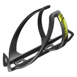 SYNCROS COUPE CAGE 2.0 BOTTLE CAGE Black/radium yellow