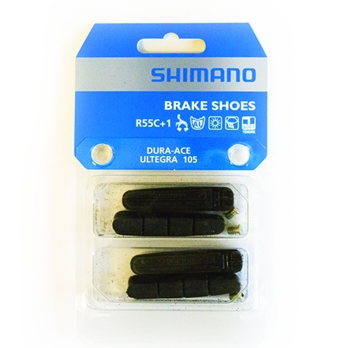 Shimano Dura Ace/Ult/105 Slide In Brake Pads Pack off 4