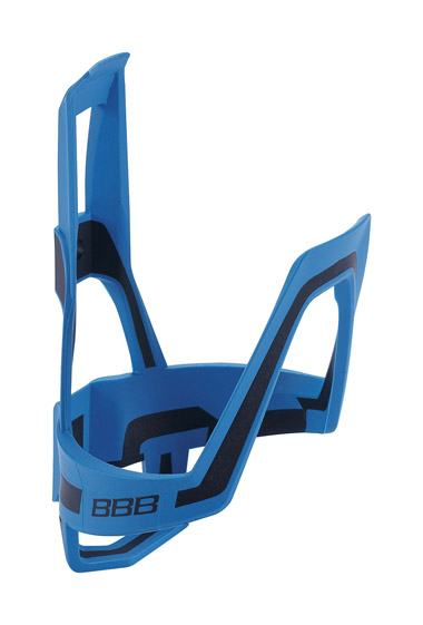 BBB BBC-39 - DUALCAGE BOTTLE CAGE (BLUE & BLACK)