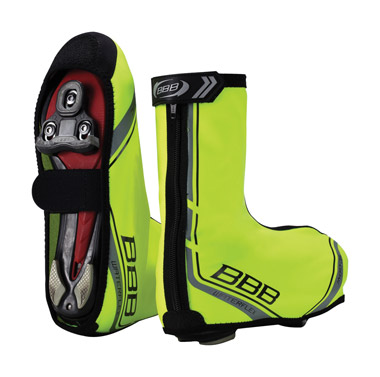 BWS-03 - WATERFLEX SHOE COVERS (NEON YELLOW, 43-44, V15)