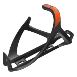 SYNCROS TAILOR CAGE 2.0 L. BOTTLE CAGE Black/squad orange