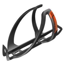 SYNCROS COUPE CAGE 2.0 BOTTLE CAGE Black/squad orange