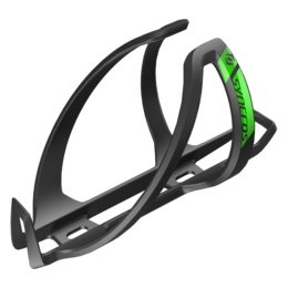SYNCROS COUPE CAGE 2.0 BOTTLE CAGE Black/smith green