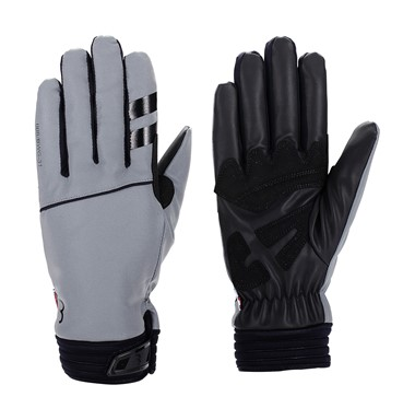 BWG-31 - COLDSHIELD REFLECT WINTER GLOVES (GREY, XL)