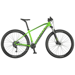 SCOTT ASPECT 950 SMITH GREEN BIKE