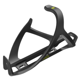 SYNCROS TAILOR CAGE 1.0 LEFT BOTTLE CAGE Black/radium yellow
