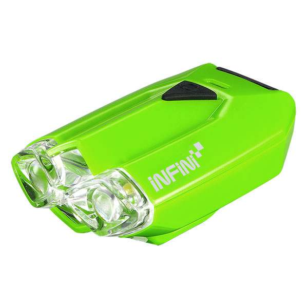 EHF004 - Front light infini Lava USB green