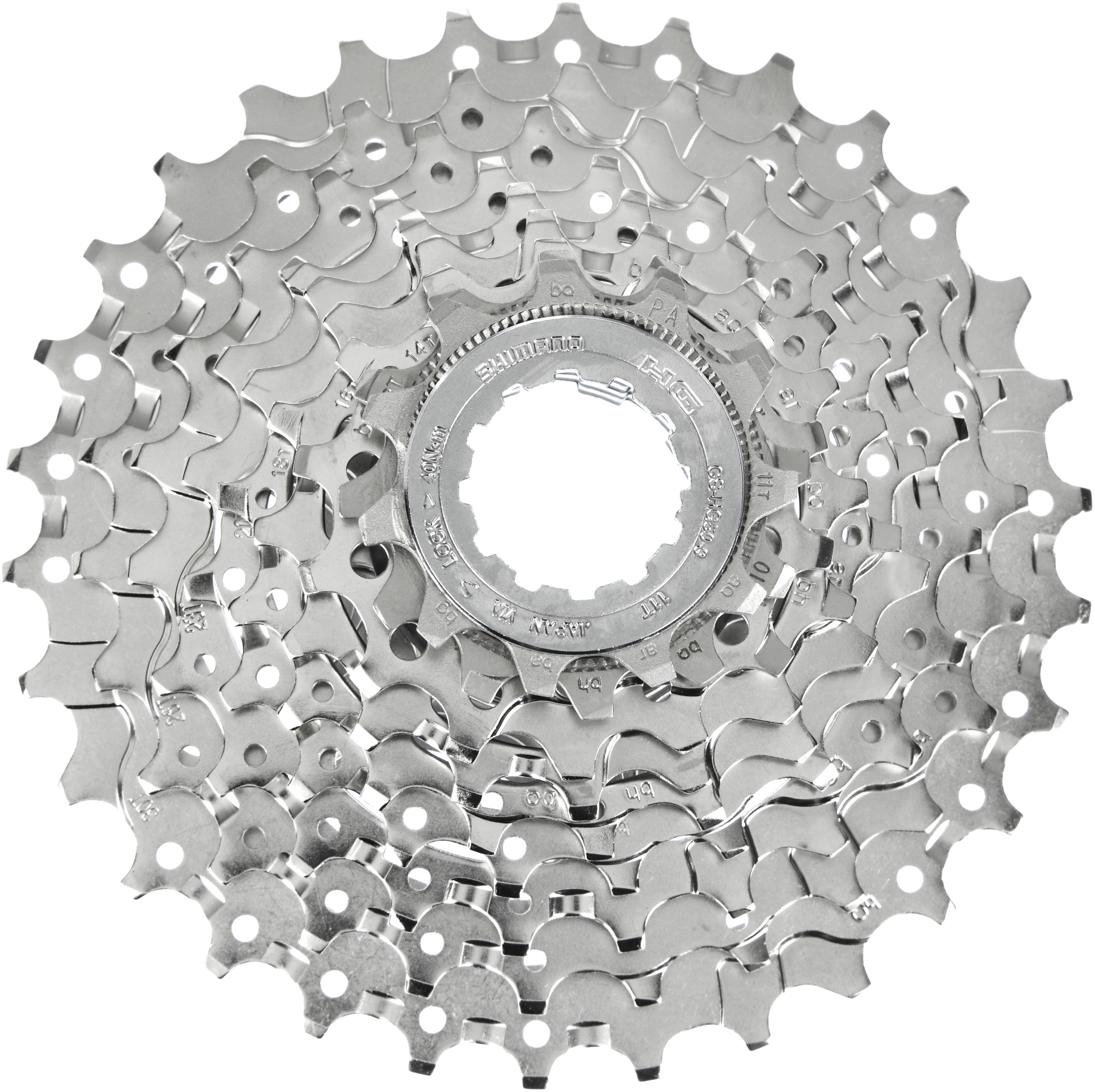 CS-HG50 9-speed cassette 11-30