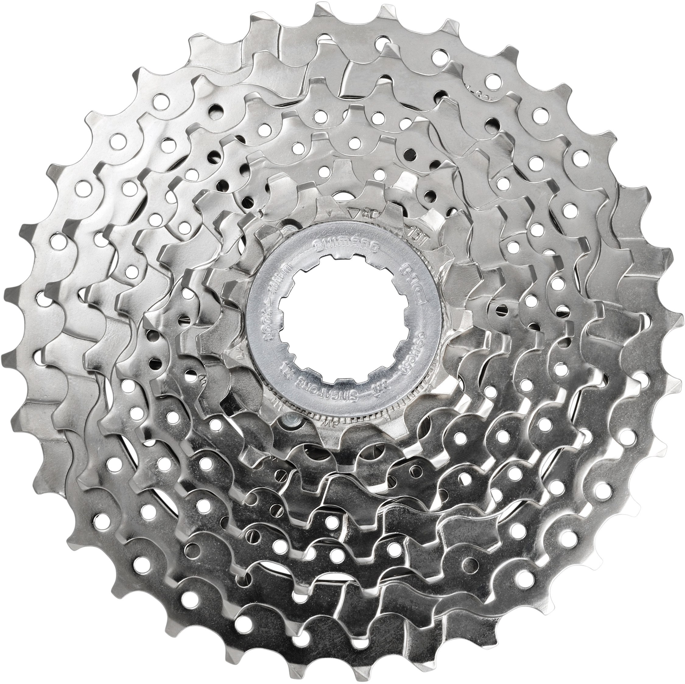 CS-HG50 8-speed cassette 12-25