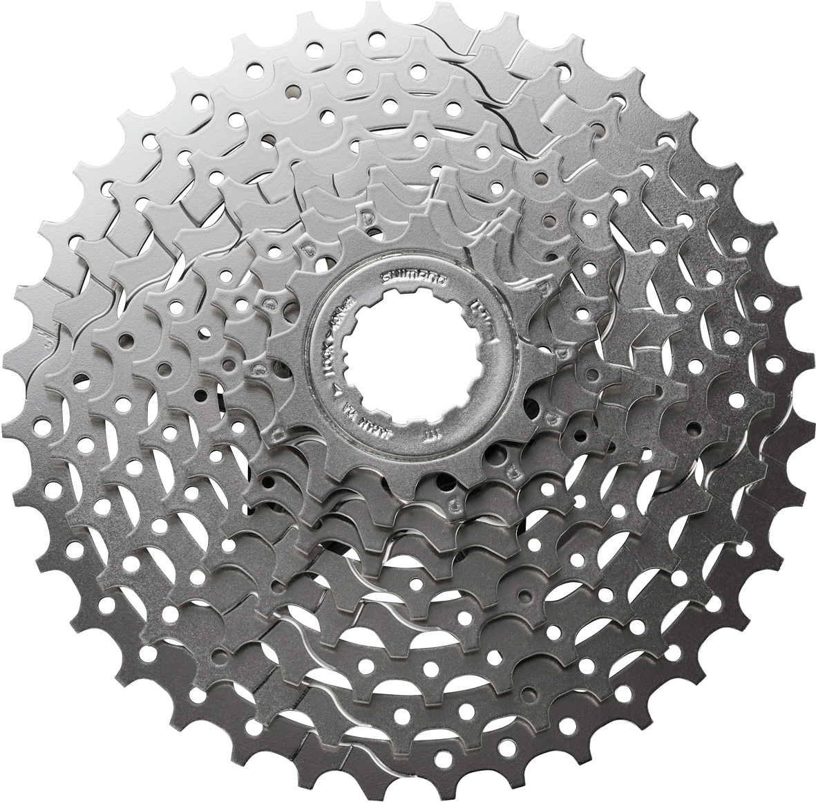 CS-HG400 Alivio 9-speed cassette 12-36
