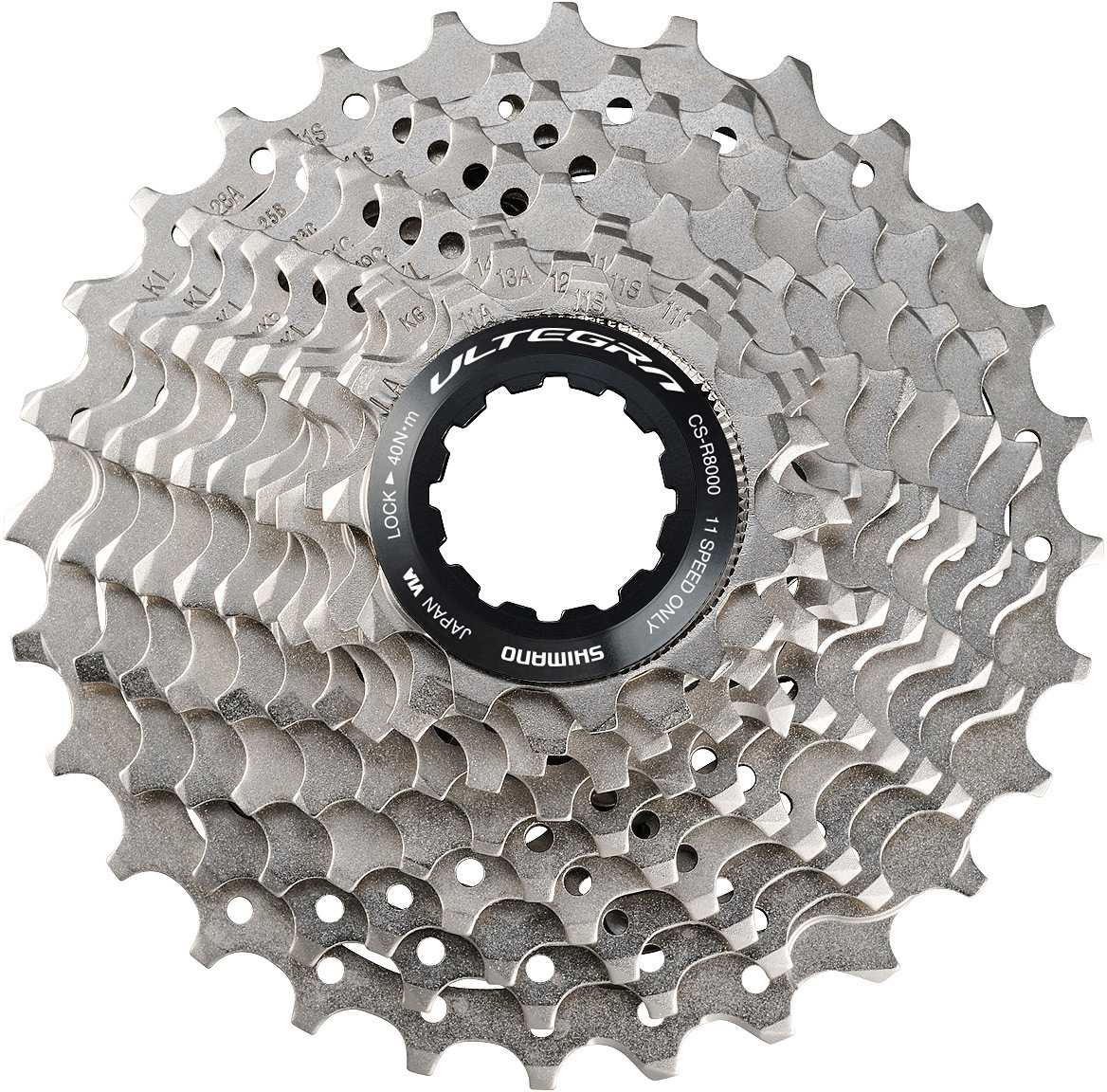 CS-R8000 Ultegra 11-speed cassette 11-32
