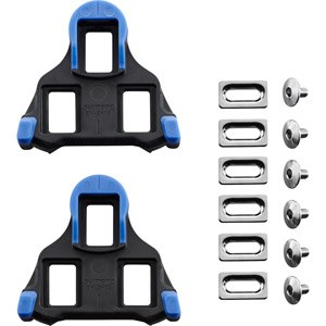 SM-SH12 SPD SL-Cleats , Front Pivot Floating , Blue