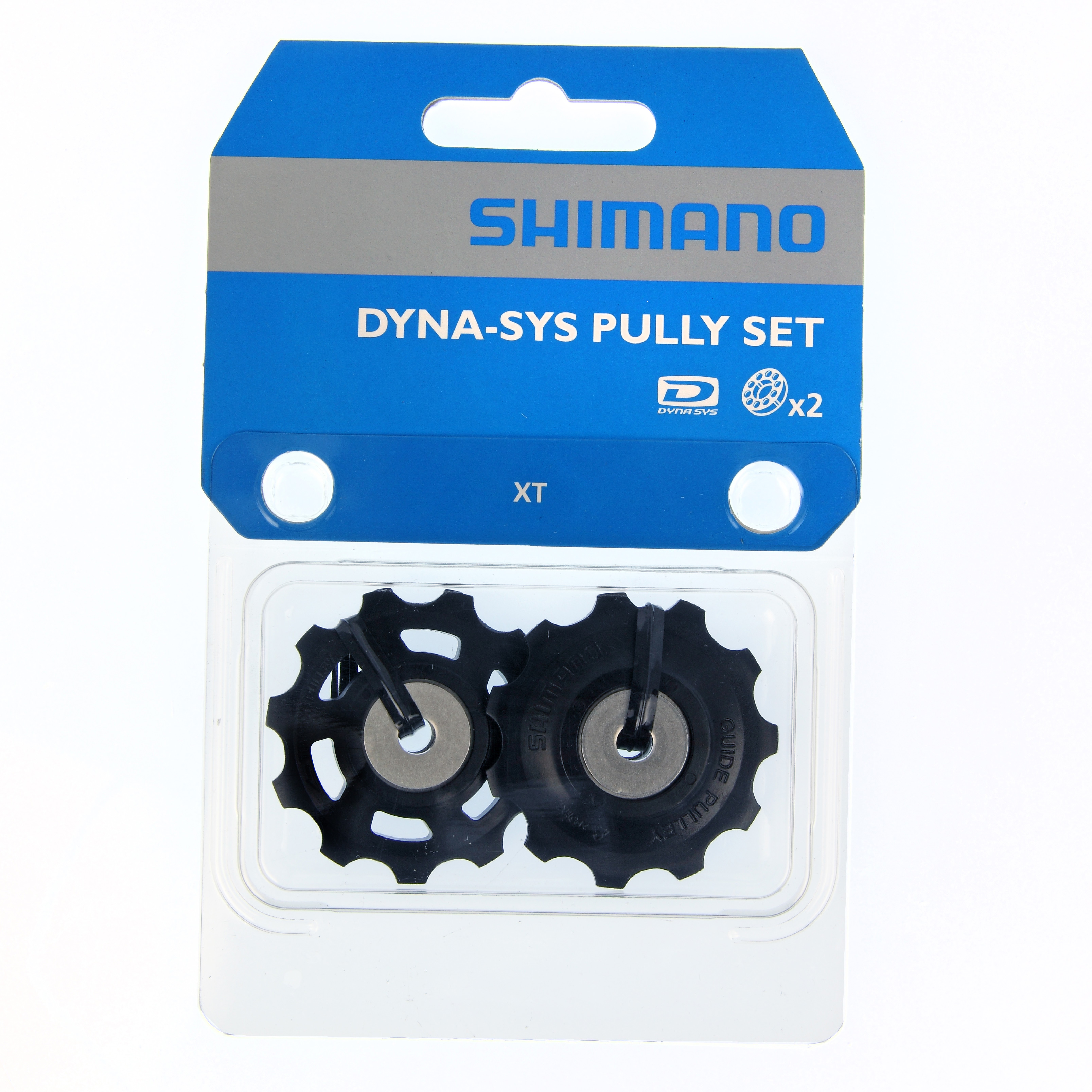 SHIMANO RD-M773 GUIDE & TENSION PULLEY SET