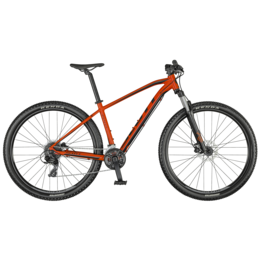 SCOTT ASPECT 760 RED BIKE