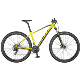 SCOTT ASPECT 970 YELLOW BIKE
