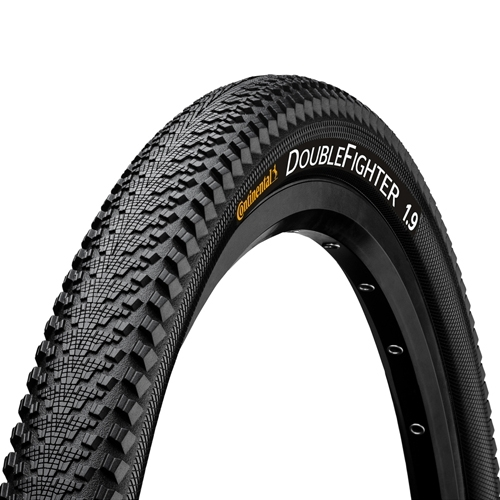Continental Double Fighter III Rigid Tyre 27.5 x 2.0