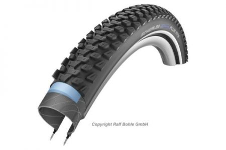 SCHWALBE 27.5 X 2.1 (54-584) MARATHON PLUS MTB WIRED PL TYRE