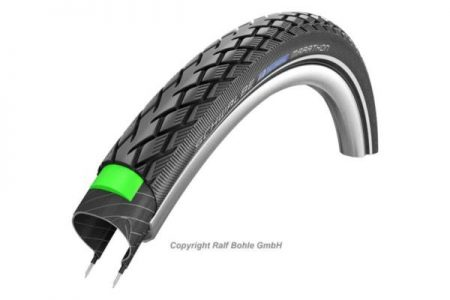 Schwalbe Marathon  20 x 1.50  Performance  Wired  GreenGuard  Endurance  Reflex  530g  (40-406)