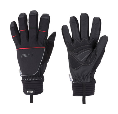 BWG-23 - AQUASHIELD WINTER GLOVES (BLACK, S)