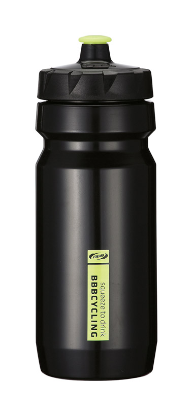 BWB-01 - COMPTANK WATER BOTTLE (BLACK & YELLOW, 550ML)-