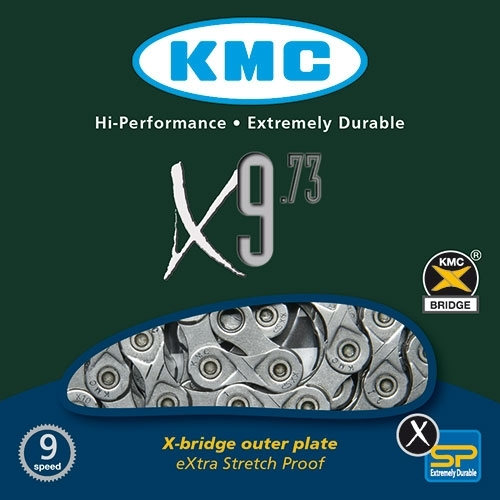 KMC X9.73 Chain Grey/Grey