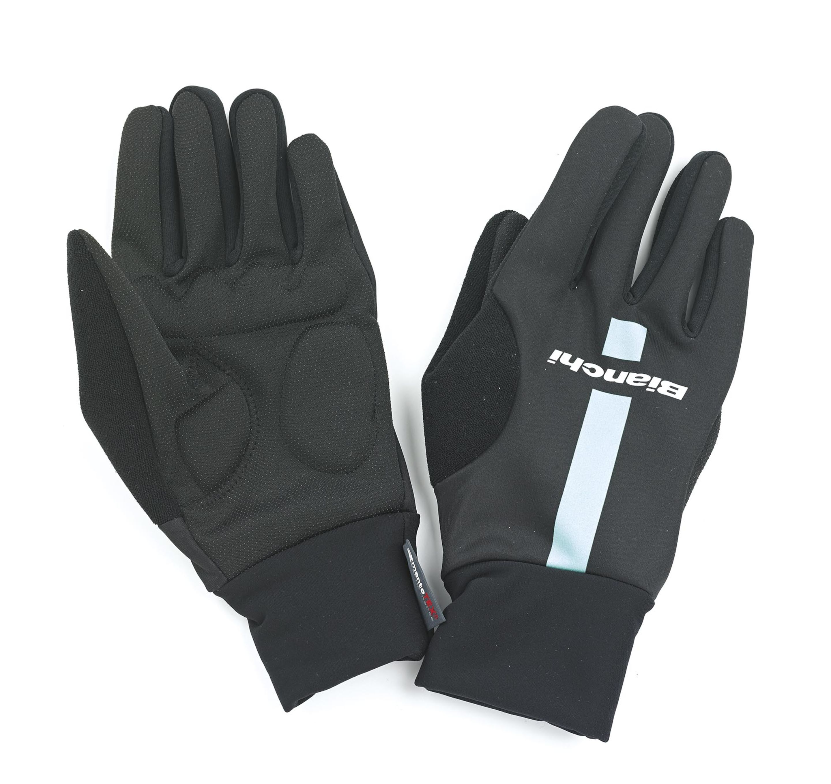 BIANCHI RC WINTER GLOVE BLACK 2XL